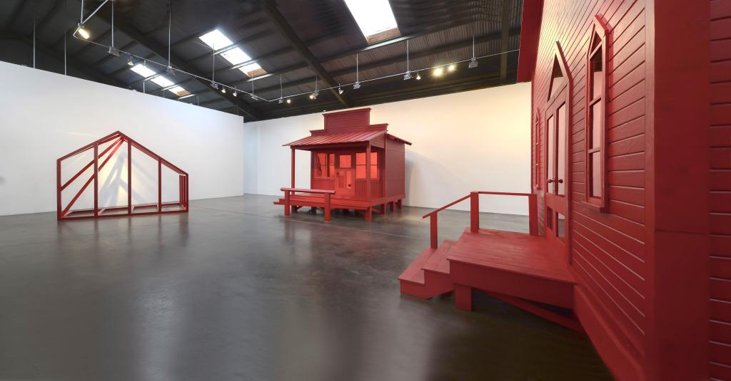 Installation View, Shoshana Wayne Gallery, 2017